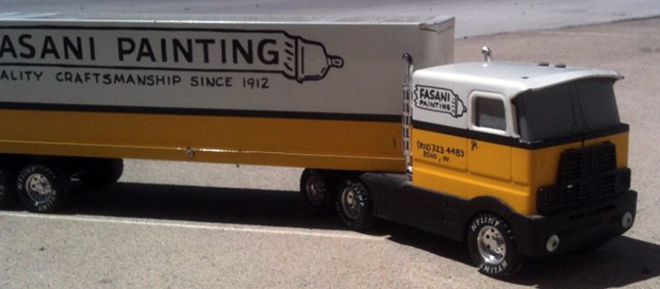 Fasani Painting, Inc. Fleet