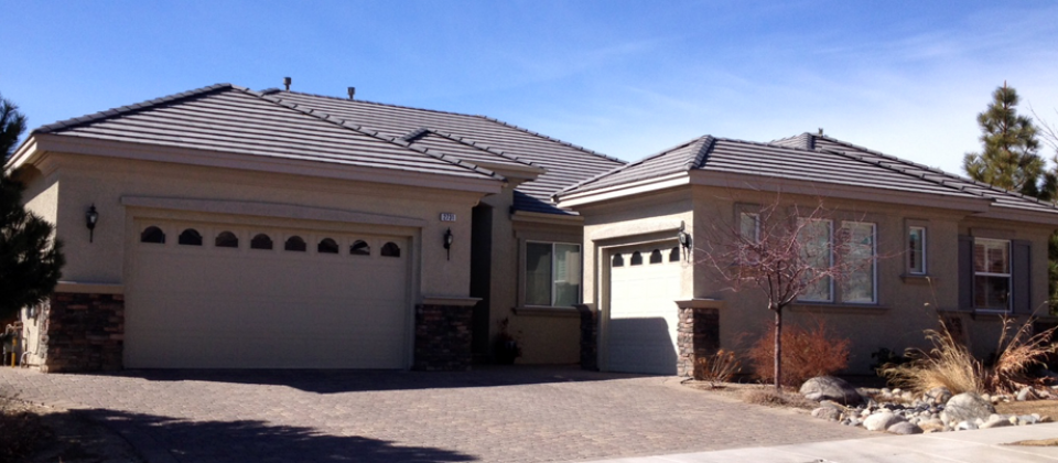 Robb Drive Residence - Residential Painting